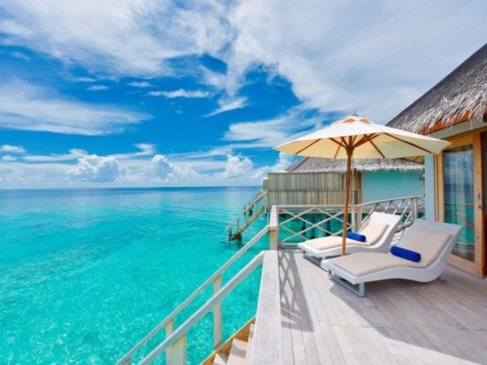Superior Water Bungalow