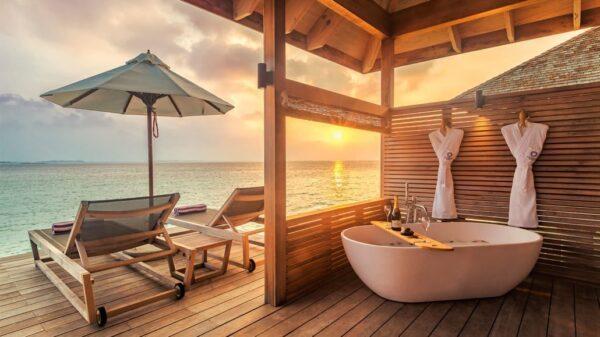 Romantic Ocean Villa